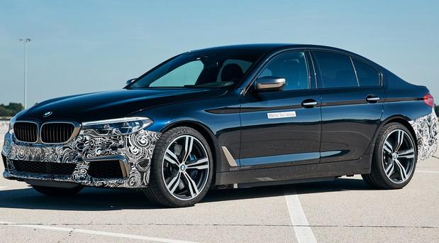 BMW 5 BEV