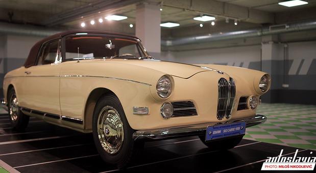 BMW 503 Cabriolet