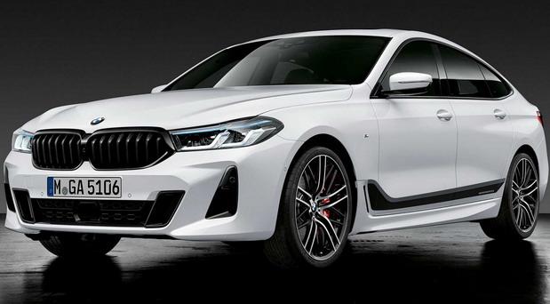 BMW Serije 6 Gran Turismo