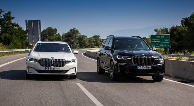 BMW Serije 7 i X7