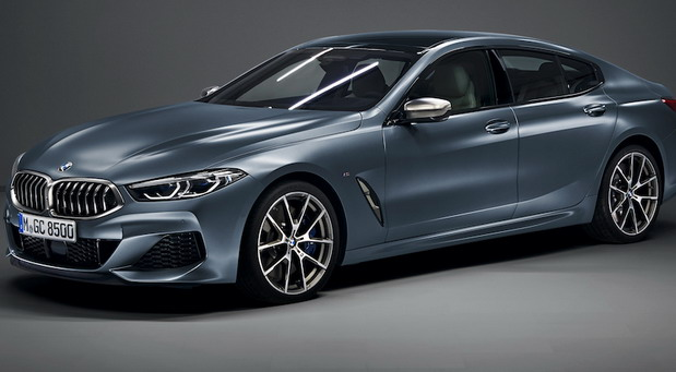 BMW Serije 8 Gran Coupe