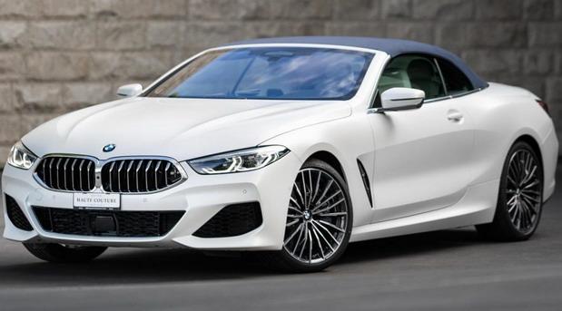 BMW M850i xDrive Cabrio Haute Couture Edition