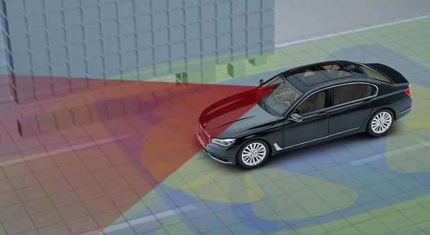 BMW autonomus