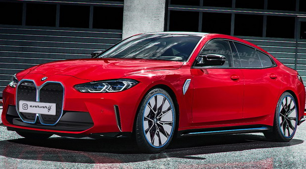 BMW i4 M Gran Coupe