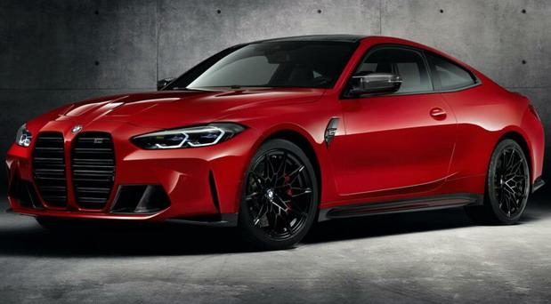 BMW M4 Design Study by Kith