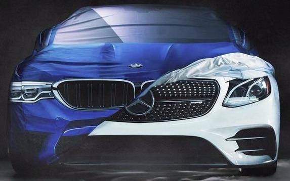 BMW poželeo Mercedesu sve najbolje za Noć veštica