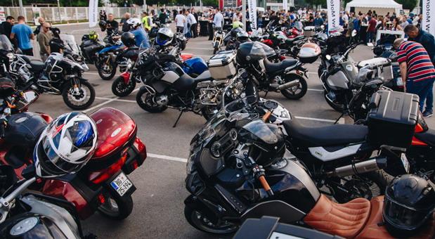 BMW Motorrad skup