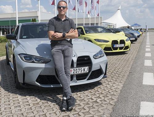 BMW i Porsche modeli na NAVAK-u