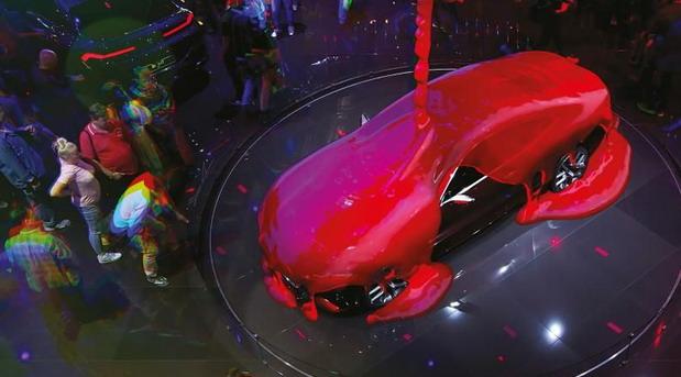 BMW Red Dot