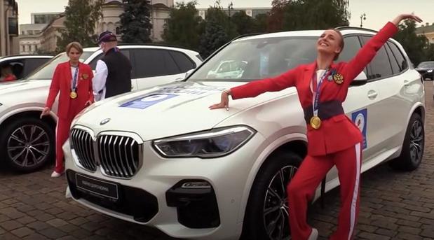 Ruski olimpijci