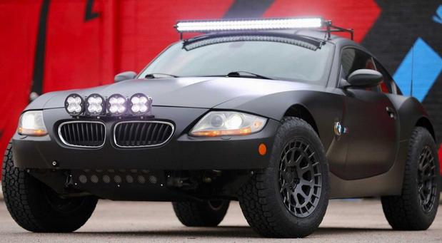 BMW Z4 M Coupe Safari