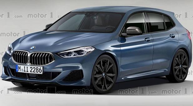 BMW Serije 1