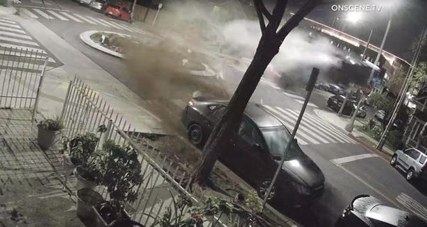 Vozačica BMW-a