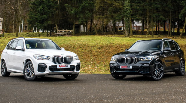 BMW X5 xDrive30d i BMW X5 xDrive45e
