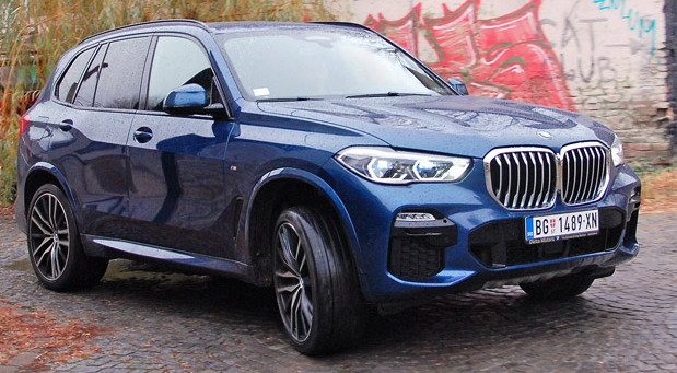 BMW X5 30 d xDrive Steptronic