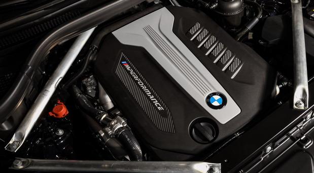 BMW X5 M50d i X7 M50d Final Edition