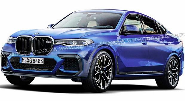 BMW X8 M