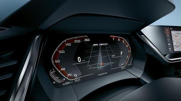 Novi BMW Z4: Prve zvanične slike