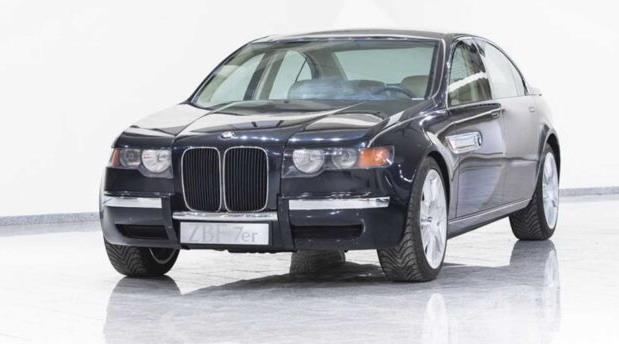 BMW 7 ZBF concept