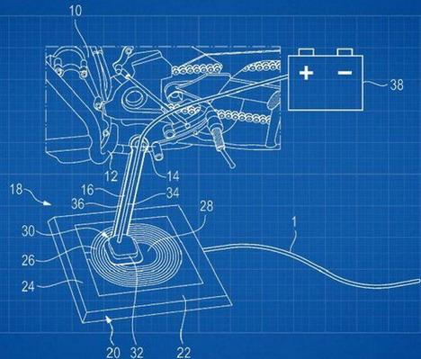 BMW patent