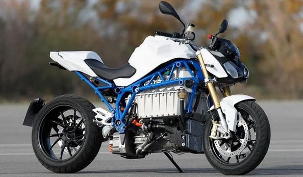 BMW E-Power Roadster koncept