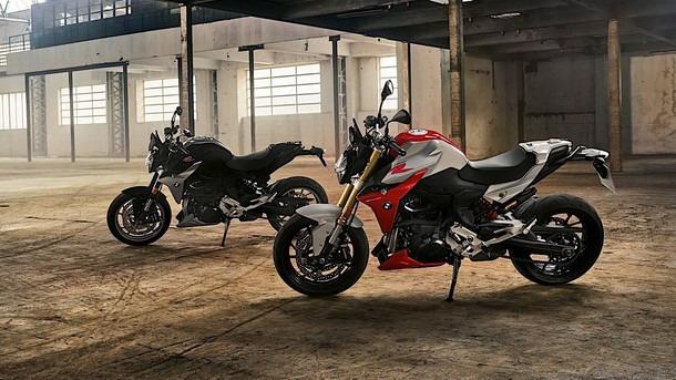 BMW F 900 R i F 900 XR