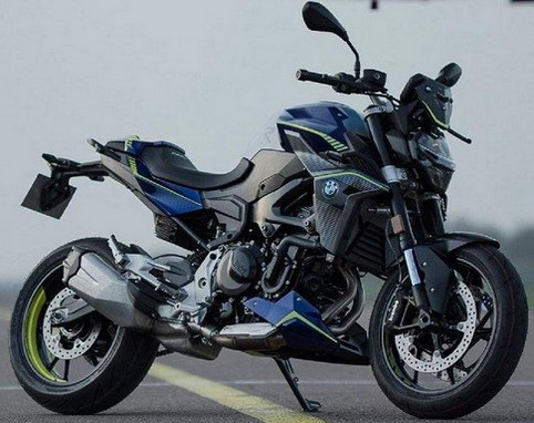 BMW F 900 R Force