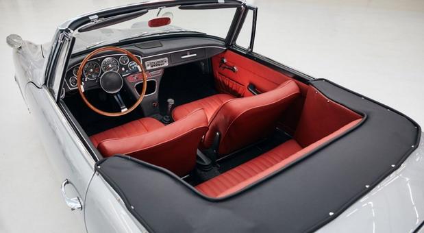 BMW 1600 GT Cabriolet