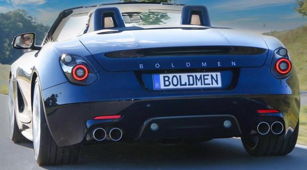 Boldmen CR 4