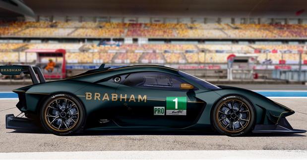 Brabham 24 Le Mans