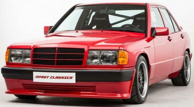 Brabus Mercedes 3.6S Lightweight