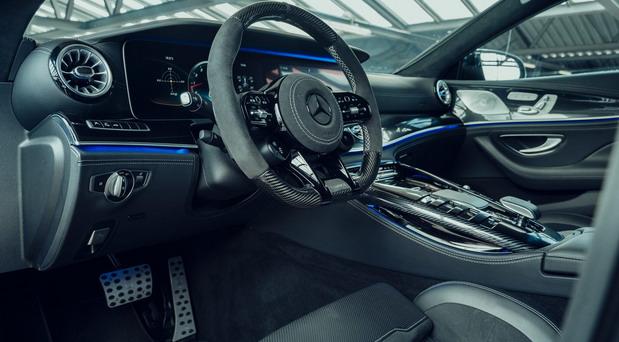 Brabus Mercedes-AMG GT 63 S