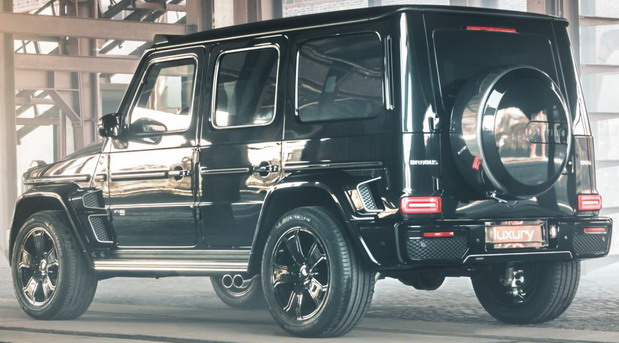 Invicto By Brabus Mercedes-AMG G63