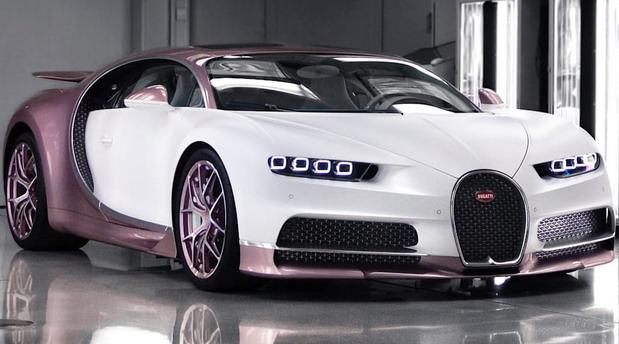 """Bugatti Chiron Sport """"Alice"""""""