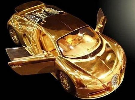 Corvette Stingray Gallery on Bugatti Veyron Diamond Limited Edition Je Replika Veyrona U Razmeri 1