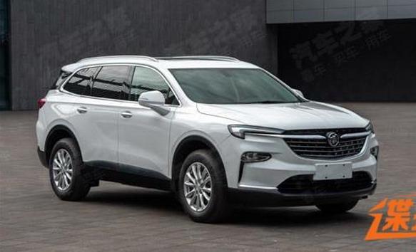 Buick Enclave facelift