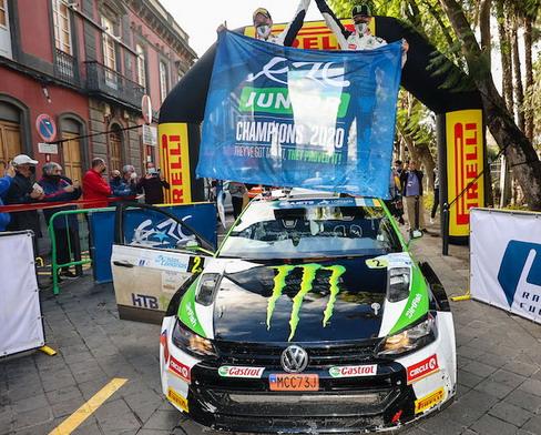 44. Rally Islas Canarias