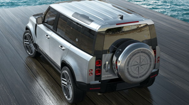 Carlex Land Rover Defender Yachting Edition