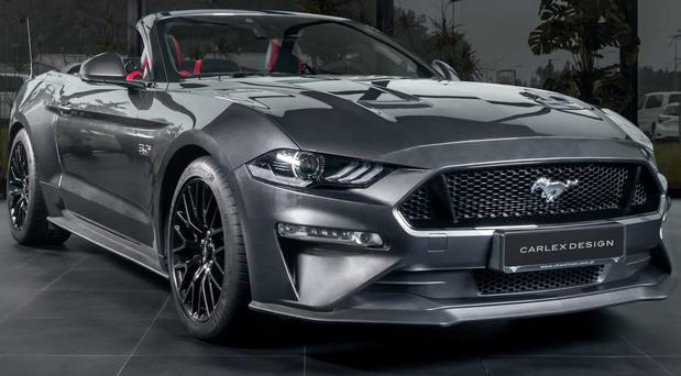 Carlex Design Ford Mustang GT