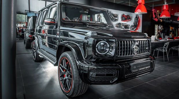 Mercedes-Benz G by Carlex Design