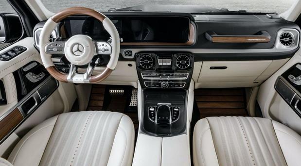 Carlex Design Mercedes-AMG G63 Yachting Edition