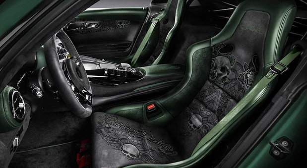 Carlex Design Mercedes-AMG GT R Pro