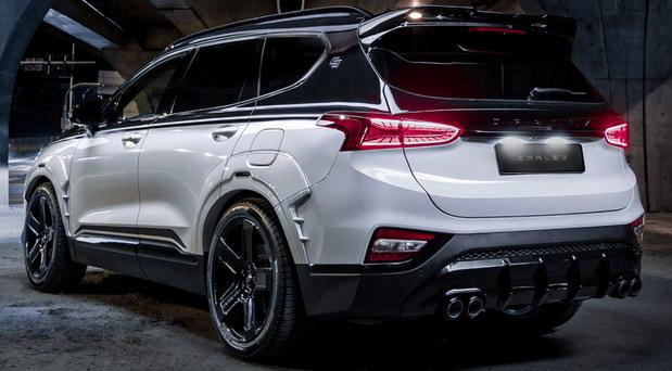 Carlex Hyundai Santa Fe