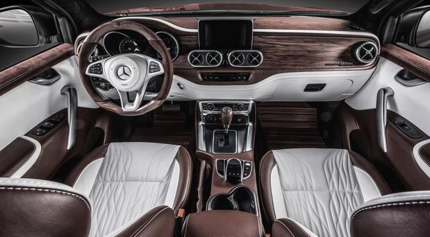 Mercedes X-Class by Carlex Design