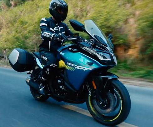 CF Moto 400GT