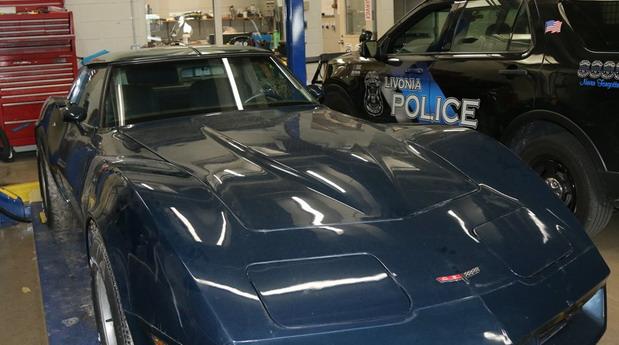 Policija pronašla ukradeni Chevrolet Corvette nakon 38 godina
