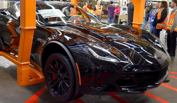 Proizveden poslednji Chevrolet Corvette