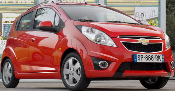 Novi Chevrolet Spark Na Probi Blica