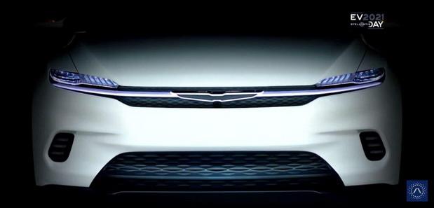 Chrysler EV concept