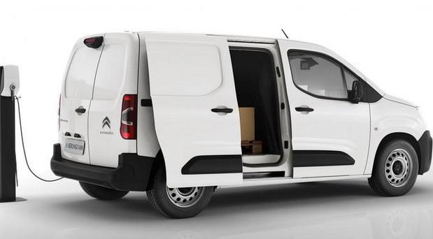 Citroen e-Berlingo Van